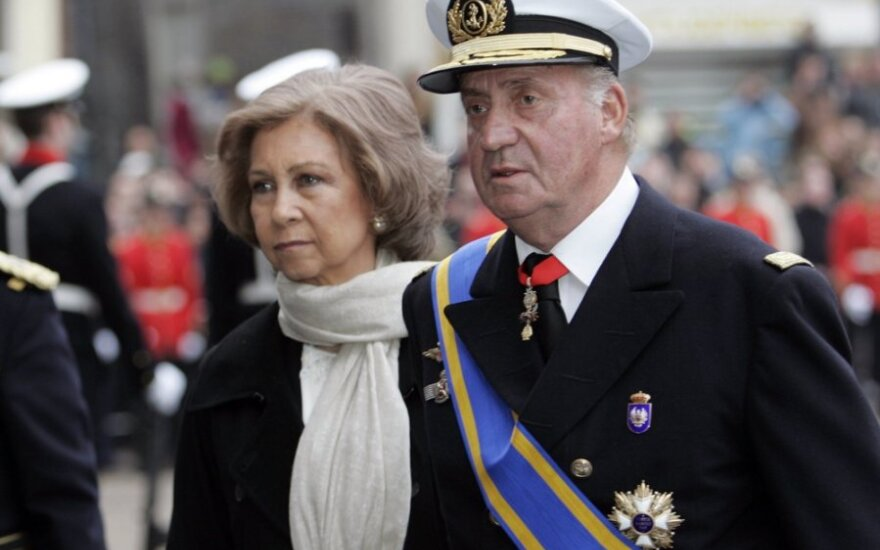 Hiszpania: Król jest osobą niepożądaną
