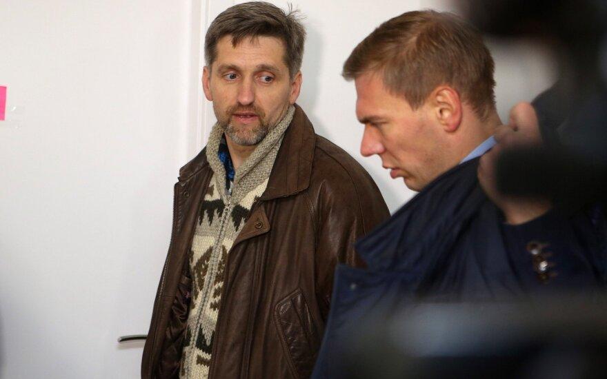 Gintaras Kručinskas vaiko teisų apsaugos tarnyboje