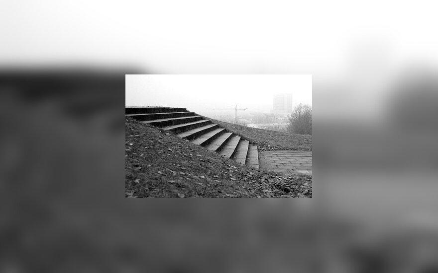 Laiptai Tauro kalne