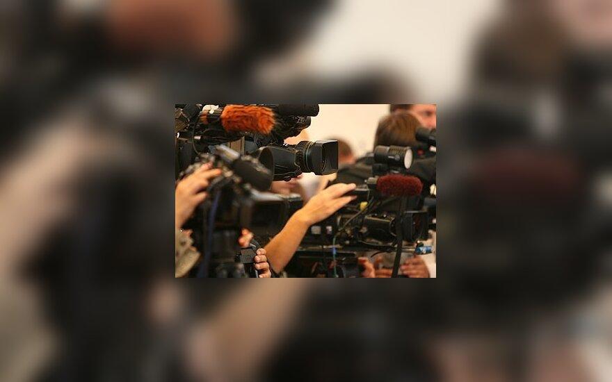 В Москве задержали грузинских журналистов