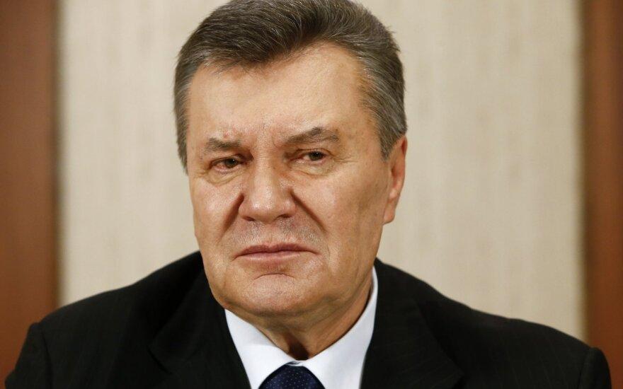 ЕС продлил санкции против Виктора Януковича и его окружения