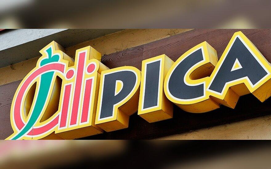 В Латвии закрыты все рестораны Čili pica, управляемые фирмой Čilija Pizza