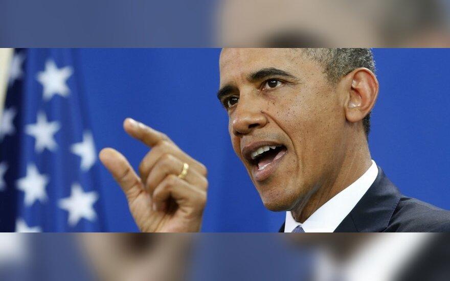 Обама предположил, что ему в пироги подмешивают наркотики