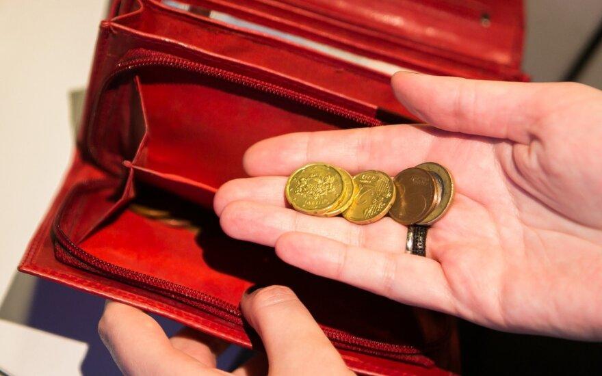 Евростат: минимальная зарплата в Литве одна из самых низких в Европе
