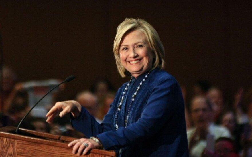 СМИ: в апреле Клинтон объявит об участии в выборах президента