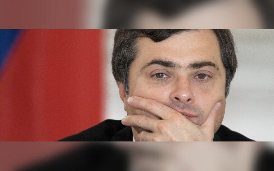 Сурков: перед выборами оживляется политическая ситуация