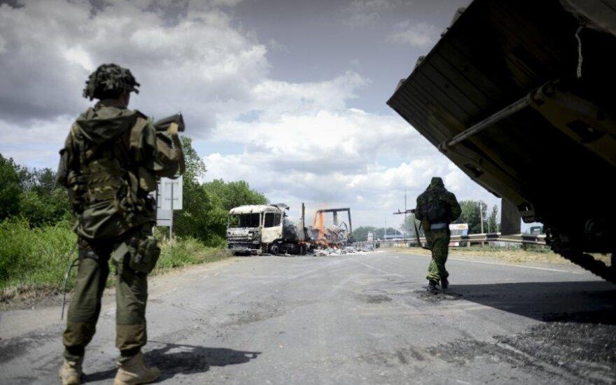 Украина: переговоры с РФ по арестованным военным не ведутся