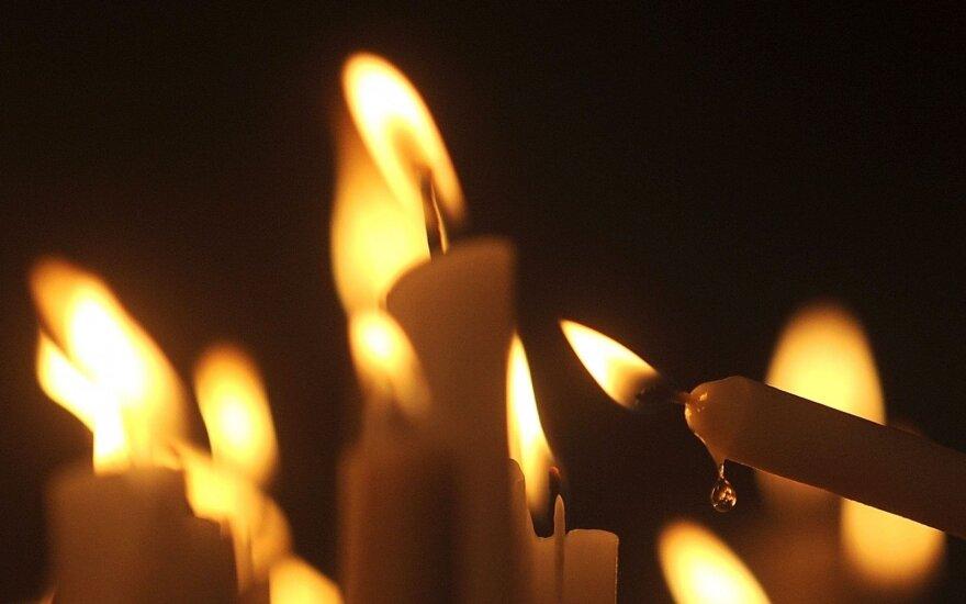 В Литве попрощались с погибшим немецким военным