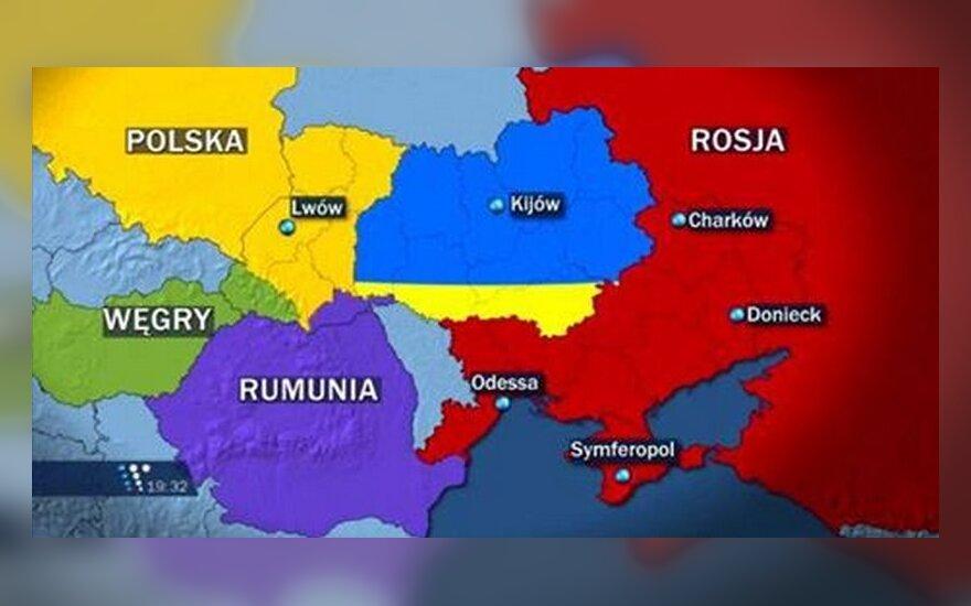 Podział Ukrainy
