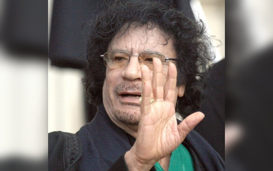 Каддафи извинился за убийство британки