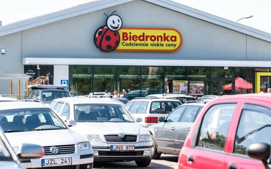 Kainos Lenkijoje