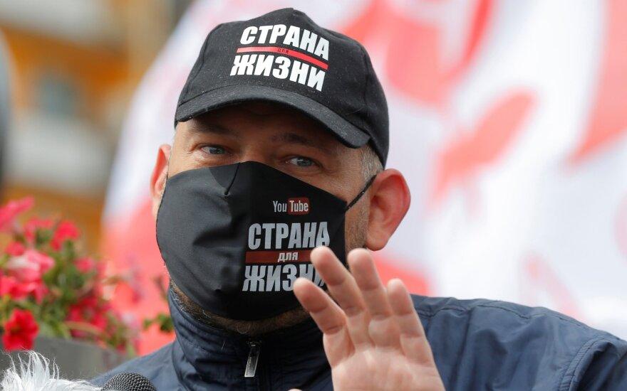 В Беларуси предъявлены обвинения блогеру Тихановскому