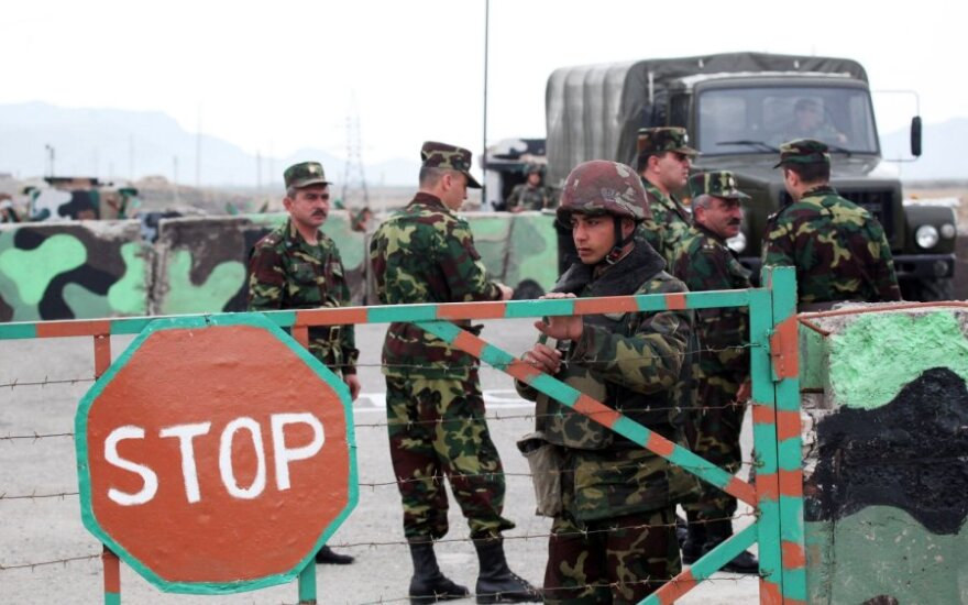Армянские депутаты бойкотировали признание Нагорного Карабаха