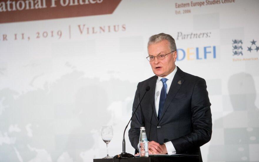 Президент Литвы предлагает разрешить разведслужбам вызывать граждан для превентивных бесед
