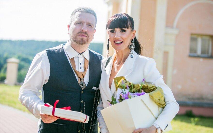 Deivydas ir Katažina Zvonkai