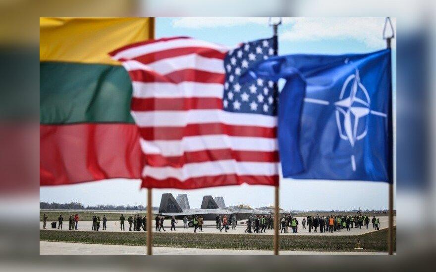 Сменится командир размещенной в Литве боевой группы сил НАТО