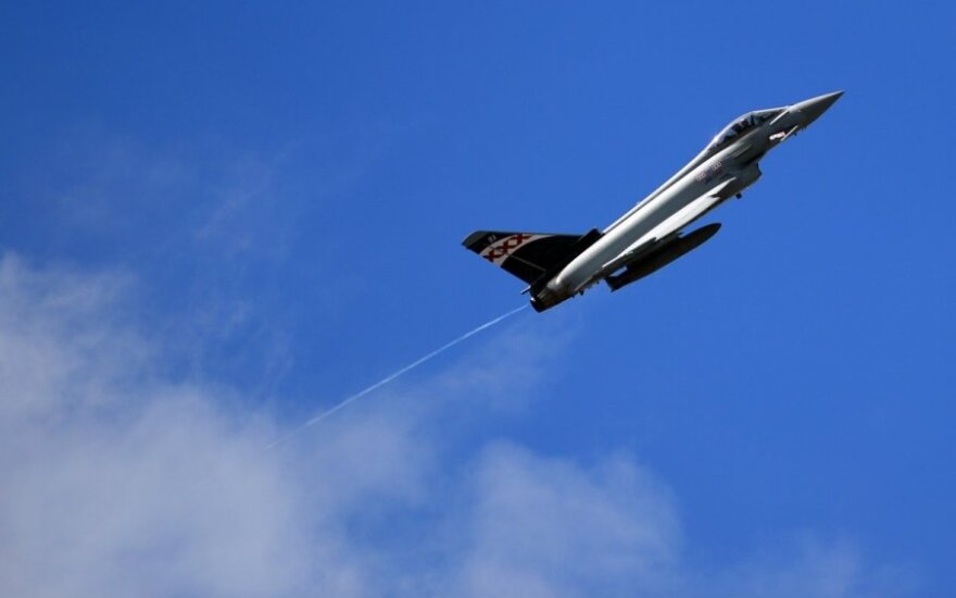 ВВС Германии и Италии перенимают миссию по воздушному патрулированию в странах Балтии