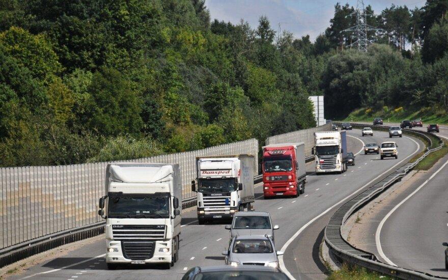 Od dziś kierowcy jeżdżący do Francji zarobią co najmniej 9,67 euro za godzinę pracy