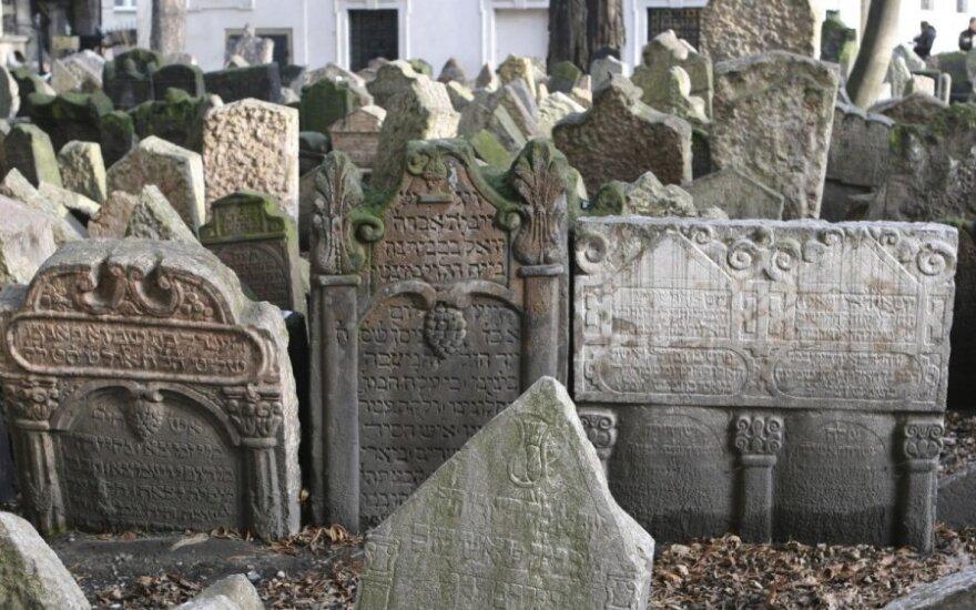 При обустройстве еврейских кладбищ Каунас будет сотрудничать с общественным учреждением Maceva
