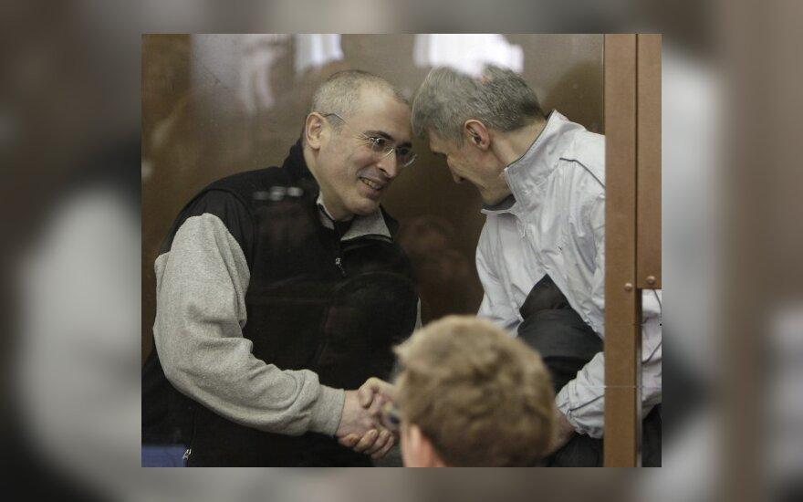 Нобелевский лауреат просит освободить Ходорковского