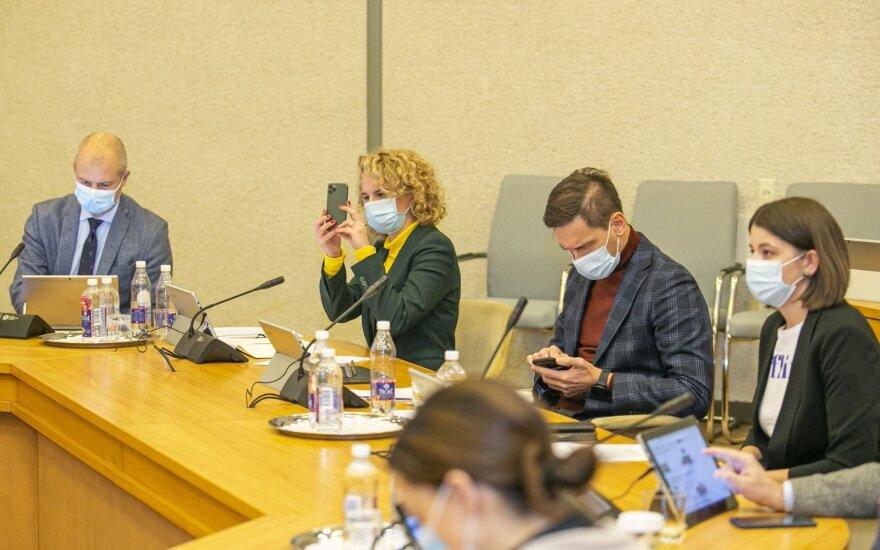 Правительство Литвы уточнило правила, которые вступят в силу со среды