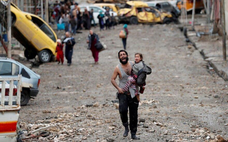 Теракт в Ираке: десятки убитых и раненых