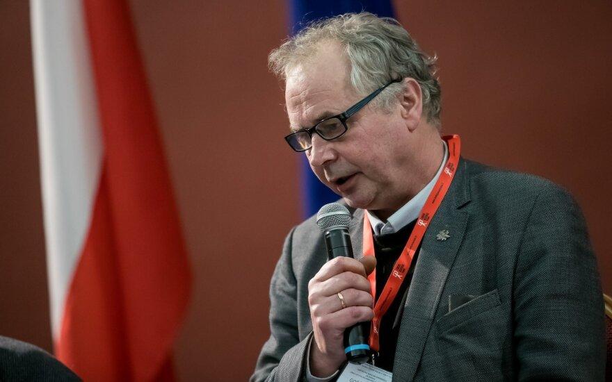 Dr. Alvydas Nikžentaitis