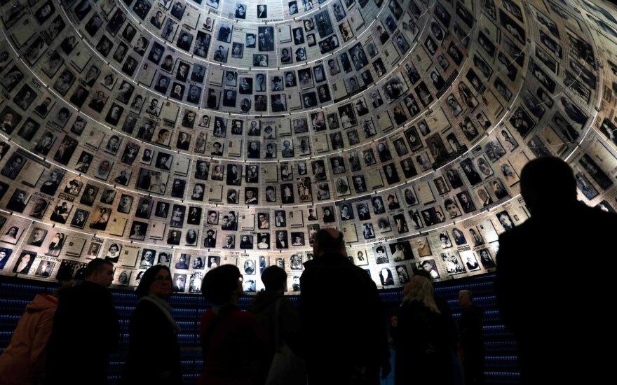 Yad Vashem Holokausto memorialas
