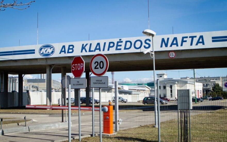 Klaipėdos nafta объявила конкурс на закупку природного сжиженного газа