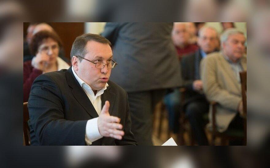 Издатель пророссийских порталов в Эстонии взят под стражу