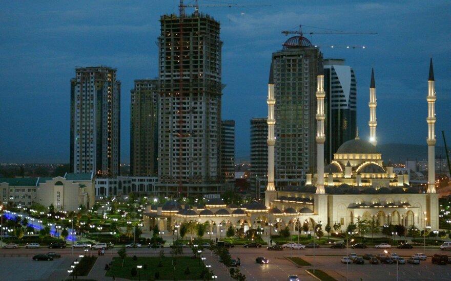 Groznas, Čečėnija