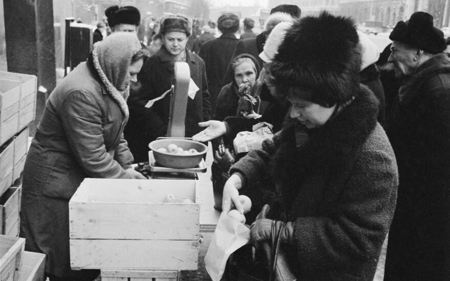 Исследование: как в Литве оценивают жизнь в советские времена?