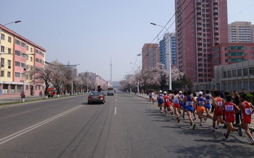Власти КНДР в связи с санкциями призвали граждан пересаживаться на велосипеды