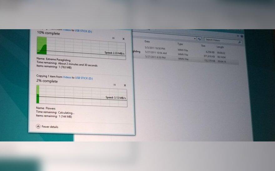 """Windows 8"" pristatymas,  DELFI (V.Neverausko nuotr.)"
