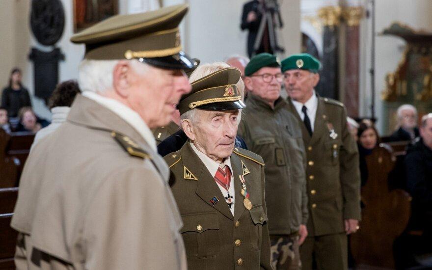 Премия свободы присуждена семерым бывшим партизанам