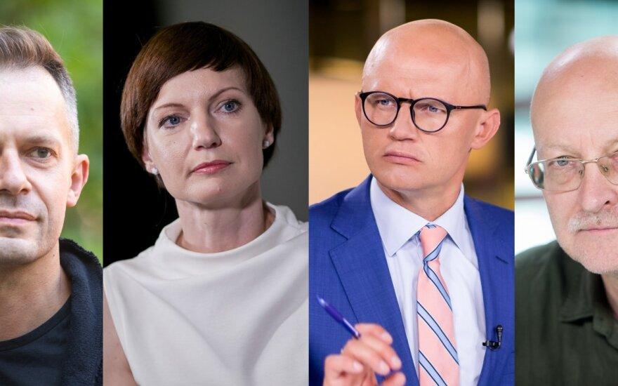 Įtakingiausi žurnalistai 2019