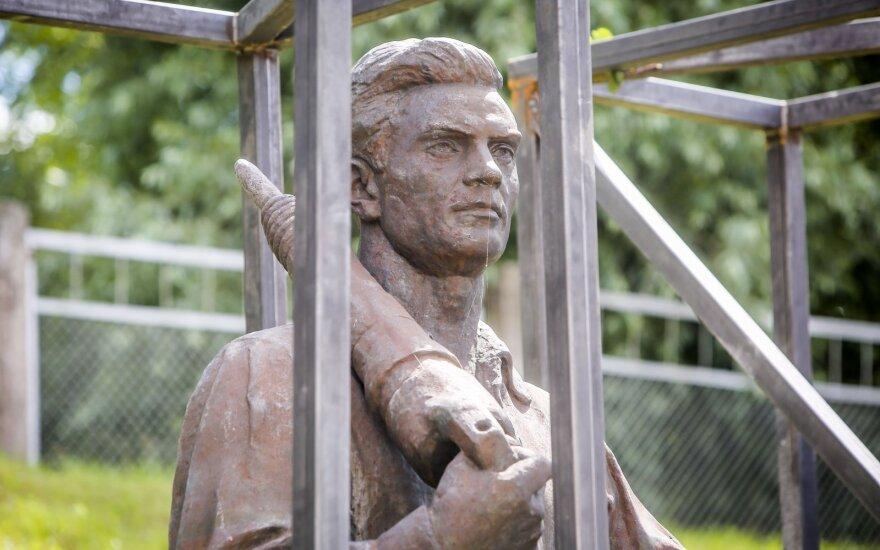 Показали место, где будут стоять скульптуры с Зеленого моста