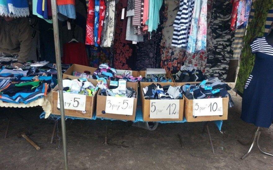 Жители Литвы покупают в Польше не только продукты: что еще выгодно покупать