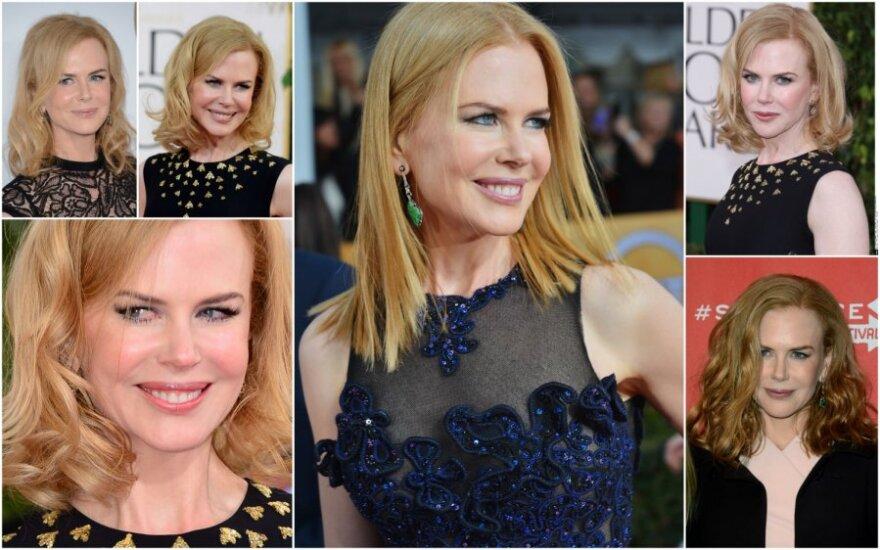 Nicole Kidman rezygnuje z botoksu