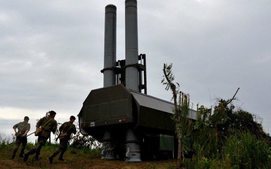 Минобороны Литвы: новые ракеты в Калининграде - против кораблей НАТО