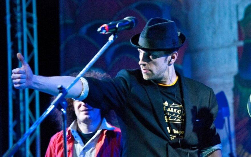 Billy's Band вновь порадует Вильнюс театральным шоу
