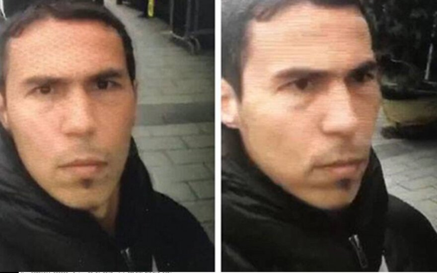 Įtariamasis žudynėmis Stambulo klube