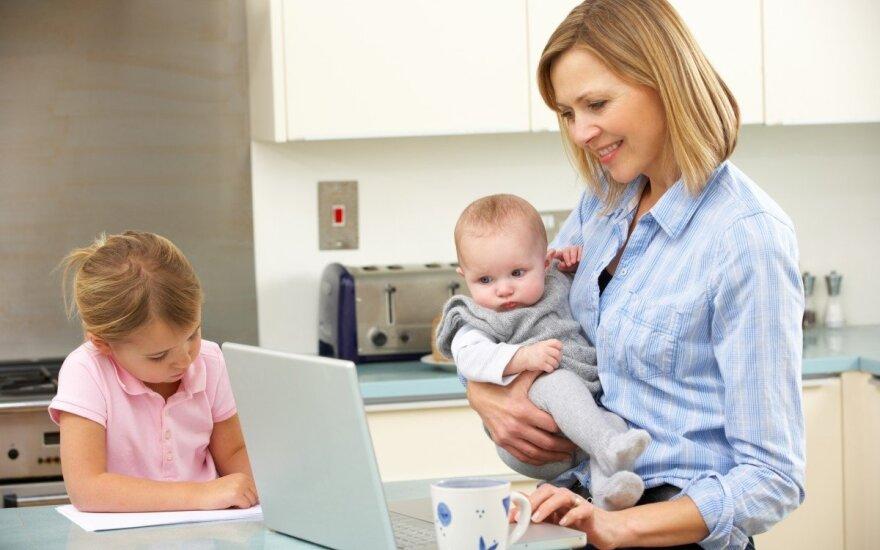 Компания ищет бухгалтера без маленьких детей, мотив удивляет