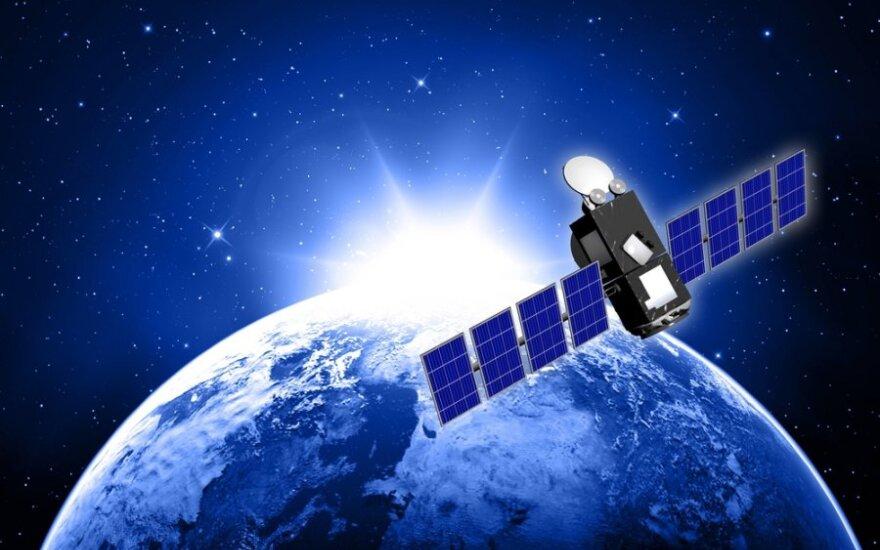 Kosminis ryšių palydovas