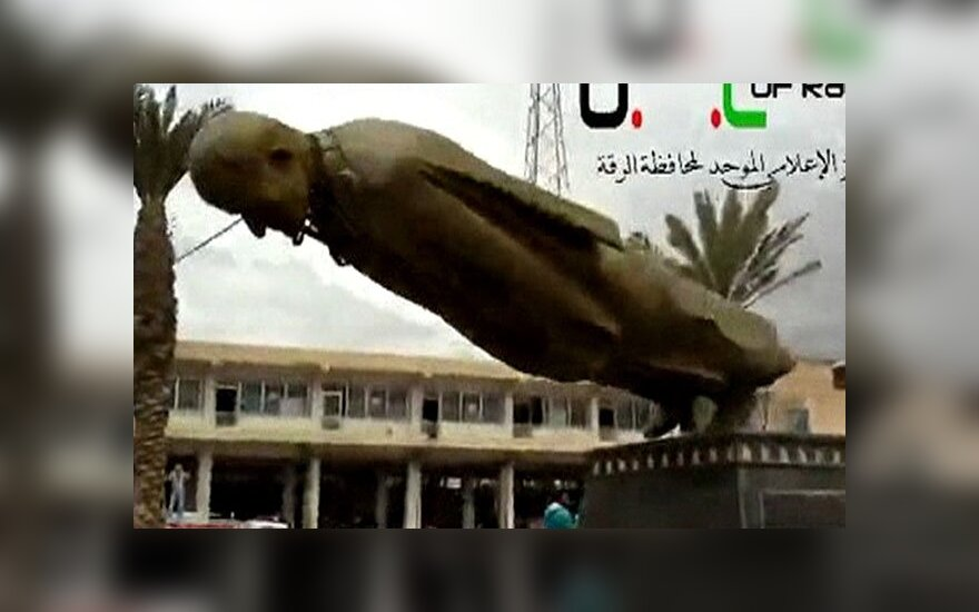 Сирия: повстанцы объявили о взятии города Ракка