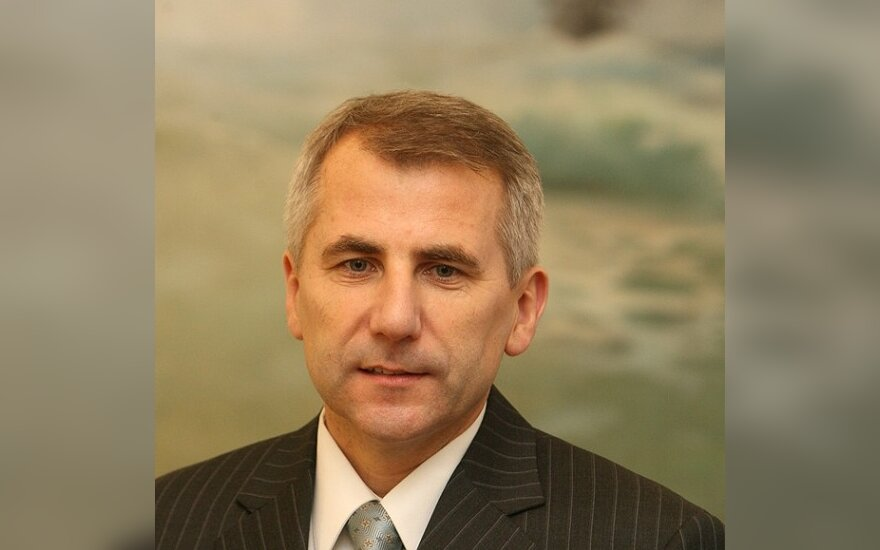 "В.Ушаскасу вручена награда ""Посол бизнеса 2008"""