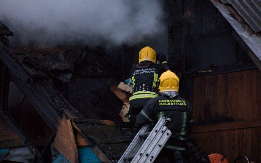 Жуткое происшествие в Расейнском районе: на пожарище обнаружены тела, вероятно, убитых женщин
