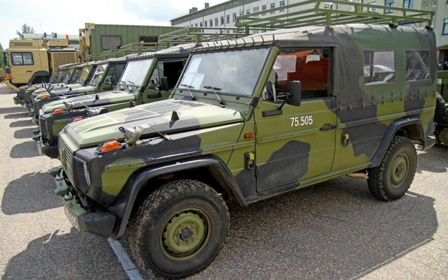 """В странах Балтии начинаются грандиозные учения НАТО """"Удар меча"""""""