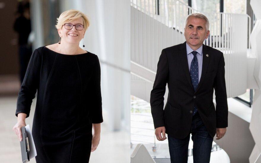 В воскресенье выяснится кандидат в президенты от консерваторов Литвы