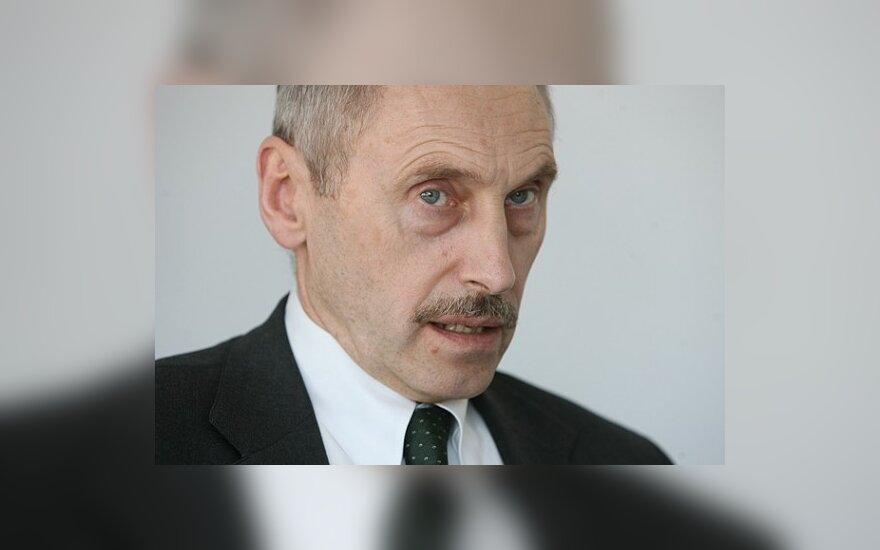 А.Секмокас: электромостом со Швецией должна заниматься Lietuvos energija